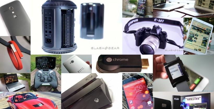 """مروری بر بهترین های دنیای فناوری در سال 2013 از نگاه """"اسلش گی یر"""""""