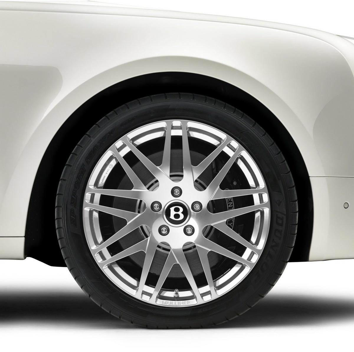 مولزان بیرکین، منحصربهفردترین خودروی بنتلی