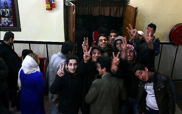 طرح سلام سینما در تبریز