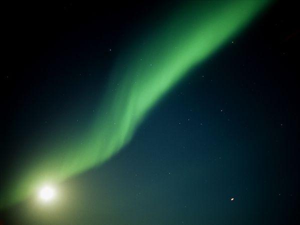 زیباترین تصاویر سال از شفق قطبی