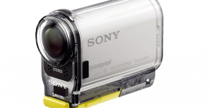 معرفی دوربین فیلمبرداری سونی درCES2014  که 4K ضبط می کند