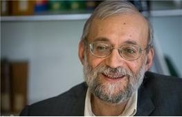 محمدجواد لاریجانی,آیتالله خامنهای رهبر معظم انقلاب,اینترنت