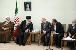 شهرداری تهران,آیتالله خامنهای رهبر معظم انقلاب