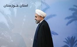 حسن روحانی,سفرهای استانی دولت,دریاچه ارومیه