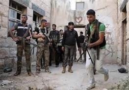 داعش امارت اسلامی عراق و شام ,النصره القاعده سوریه ,حمله به سوریه,سوریه