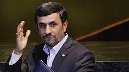 محمود احمدینژاد,روح الله حسینیان