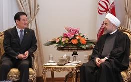 کره جنوبی,حسن روحانی