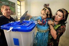 انتخابات پارلمانی عراق,پارلمان عراق,مسعود بارزانی,کردستان عراق