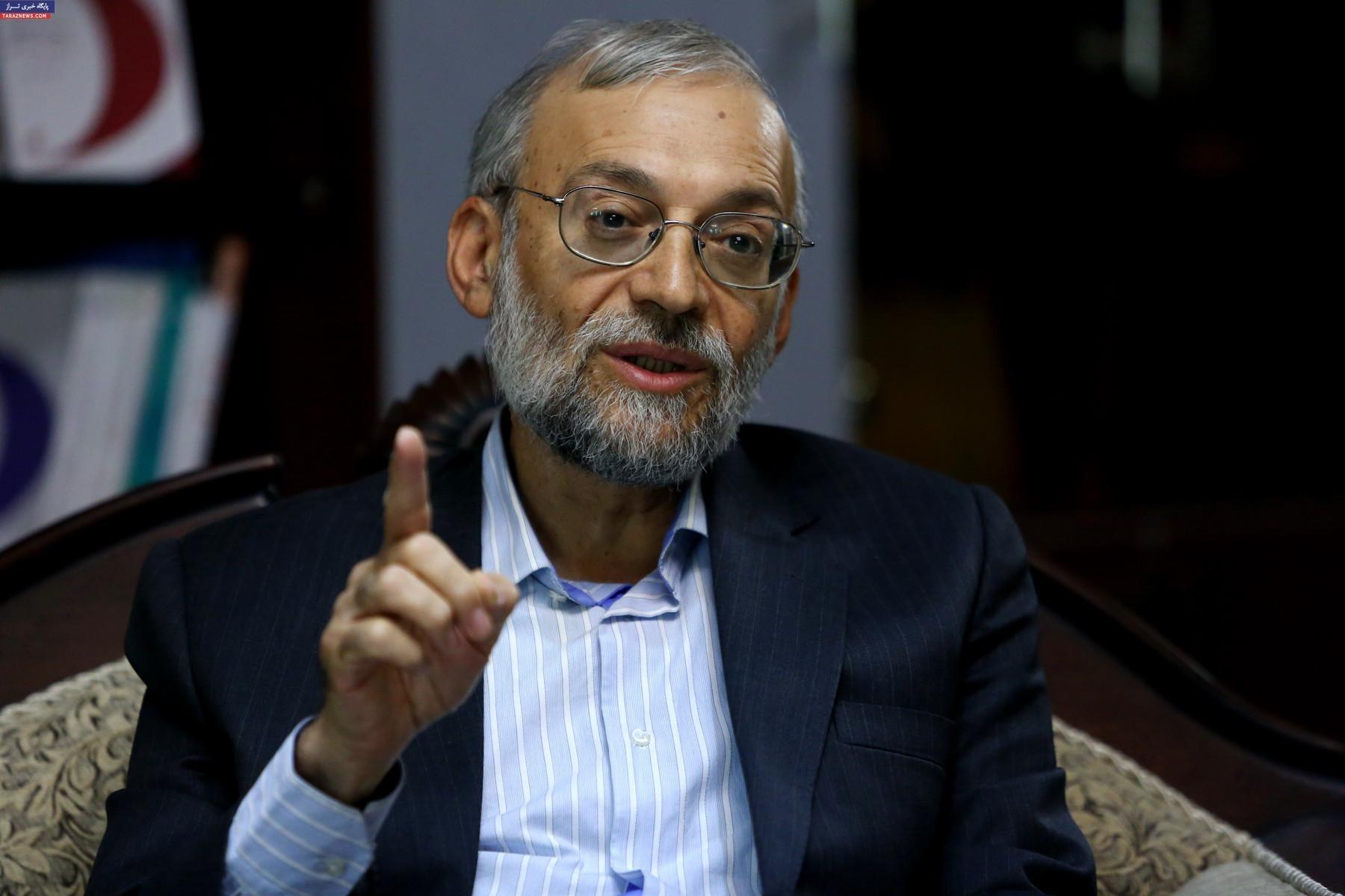 اظهارنظر جواد لاریجانی در باره آینده حصر کروبی و موسوی