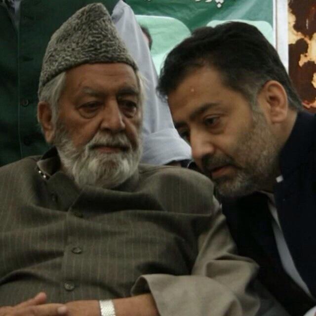 رئیس العلما و نماینده عالی شیعیان کشمیر در گذشت