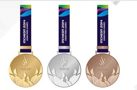 بازی های پاراآسیایی اینچئون/ طراحی مدال هایی با حس خودباوری و افتخار