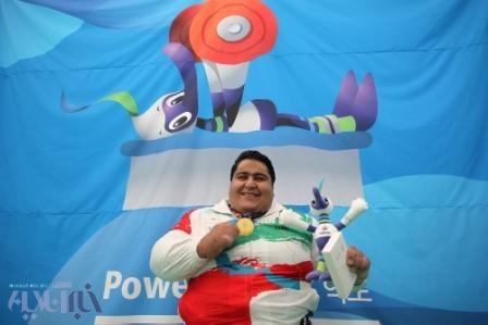 رقابت های وزنه برداری دومین دوره بازی های پاراآسیایی 2014