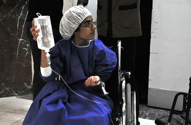 مسمومیت دانش آموزان از بویگاز در زاهدان