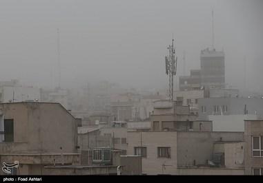 هوای تهران در آستانه هشدار