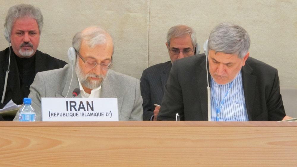 در نشست ارائه گزارش یو.پی.آر ایران به شورای حقوق بشر چه گذشت؟