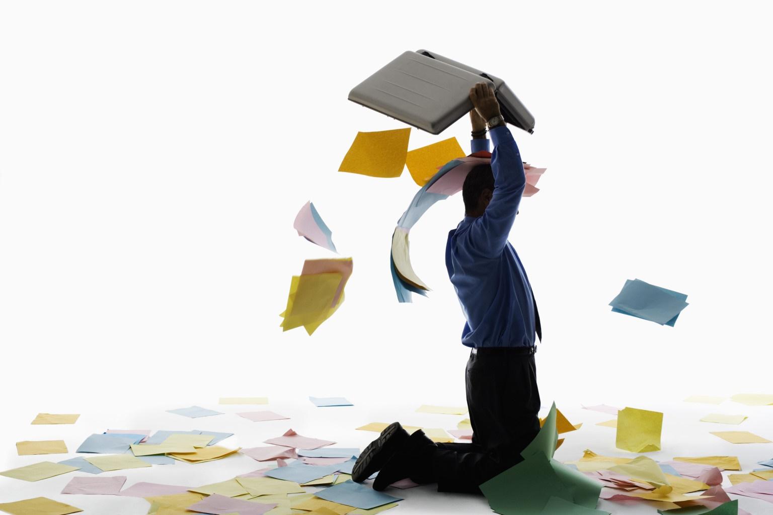 چگونه می توان استرس شغلی را کاهش داد؟