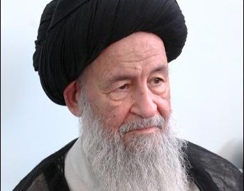 تسلیت آیتالله علوی گرگانی برای درگذشت رئیسالعلماء شیعیان کشمیر