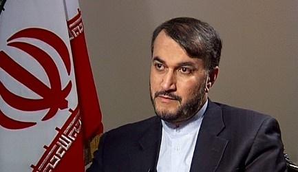 کنایه امیر عبداللهیان به پیشنهاد ترامپ برای مذاکره بین ایران و آمریکا