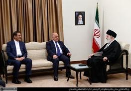 ایران و عراق,آیتالله خامنهای رهبر معظم انقلاب