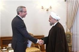 مذاکرات هسته ایران با 5 بعلاوه 1,حسن روحانی,تحریم اقتصادی,اتحادیه اروپایی