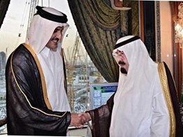 قطر,عربستان