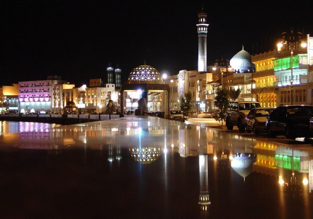 آیا عمان نشستی برای توافق در وین است؟