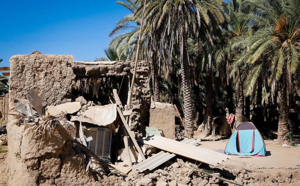 مداحی گردنتونو میشکنیم به والله وقوع زمین لرزه 5.4 ریشتری در فارس