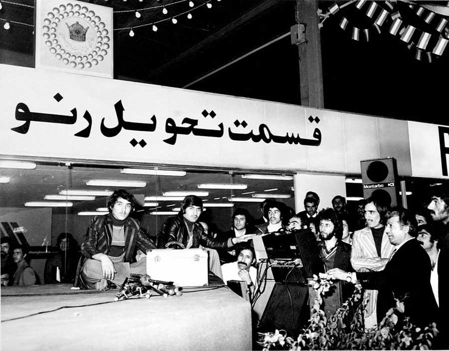 داستان رنو و ریسک همکاری با ایران/ ژیان چگونه به رنو تبدیل شد؟