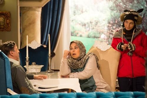 تازهترین سریال مهناز افشار و گلزار وارد شبکه نمایش خانگی میشود