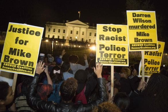 90 شهر آمریکا ناآرام شد/ اوباما مردم را به آرامش فراخواند