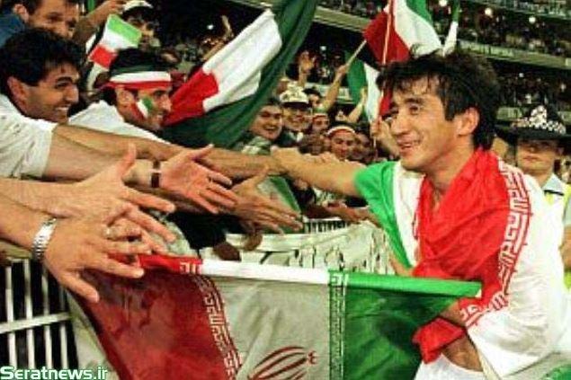 سفری کوتاه به یک روز به یادماندنی / 8آذر 1376 روز تولد دوباره فوتبال ایران
