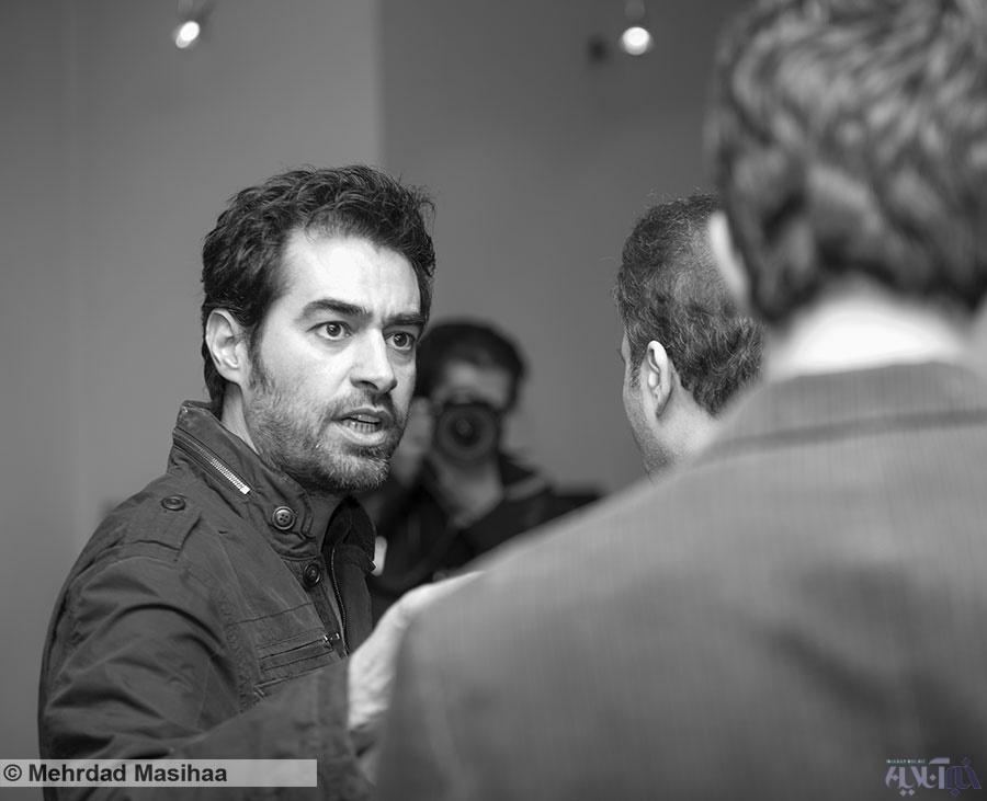 تصاویری از شهاب حسینی در نقد «ساکن طبقه وسط»