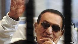 حسنی مبارک,عبدالفتاح السیسی,اخوان المسلمین