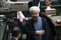 حسن روحانی,دولت یازدهم,مجلس نهم,فخرالدین احمدی دانش آشتیانی