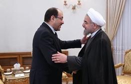 حسن روحانی,عراق