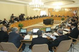 حسن روحانی,دولت