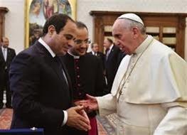 عبدالفتاح السیسی,حسنی مبارک,مصر,محمد مرسی