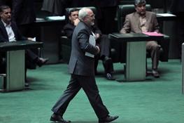 محمدجواد ظریف,مذاکرات هسته ایران با 5 بعلاوه 1,مجلس نهم