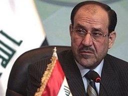 نوری المالکی,عراق