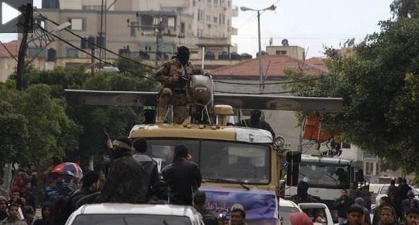 """""""پهپاد"""" حماس را ببینید"""