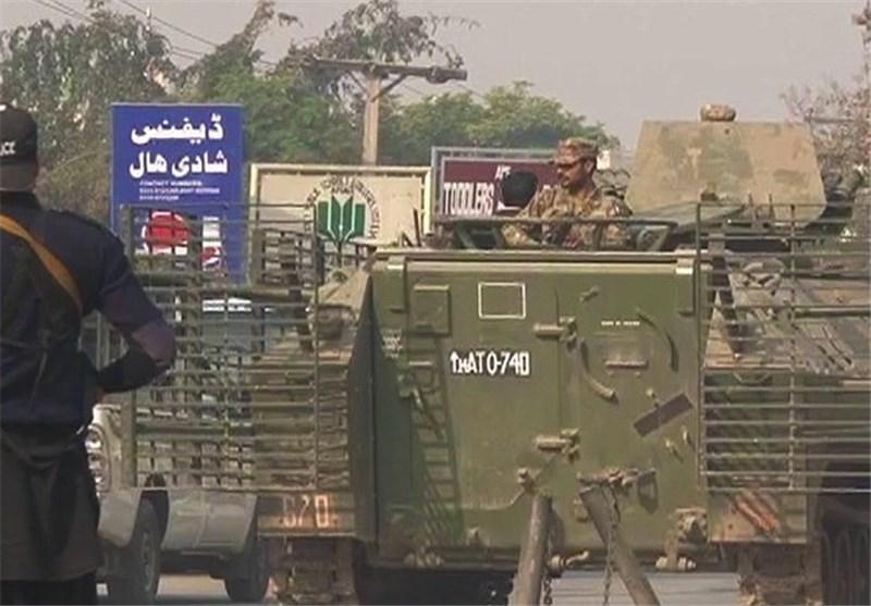 گروگانگیری,پاکستان