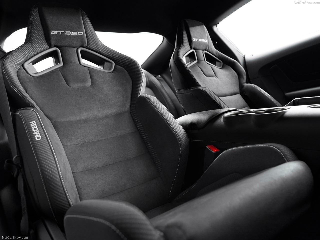 قدرتنمایی فورد با عرضه موستانگ شلبی جی.تی350