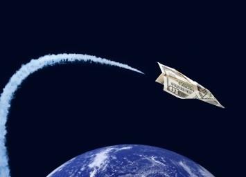 ۳۵۰,۰۰۰,۰۰۰,۰۰۰ دلار درآمد فناوری فضایی در سال ۲۰۱۴