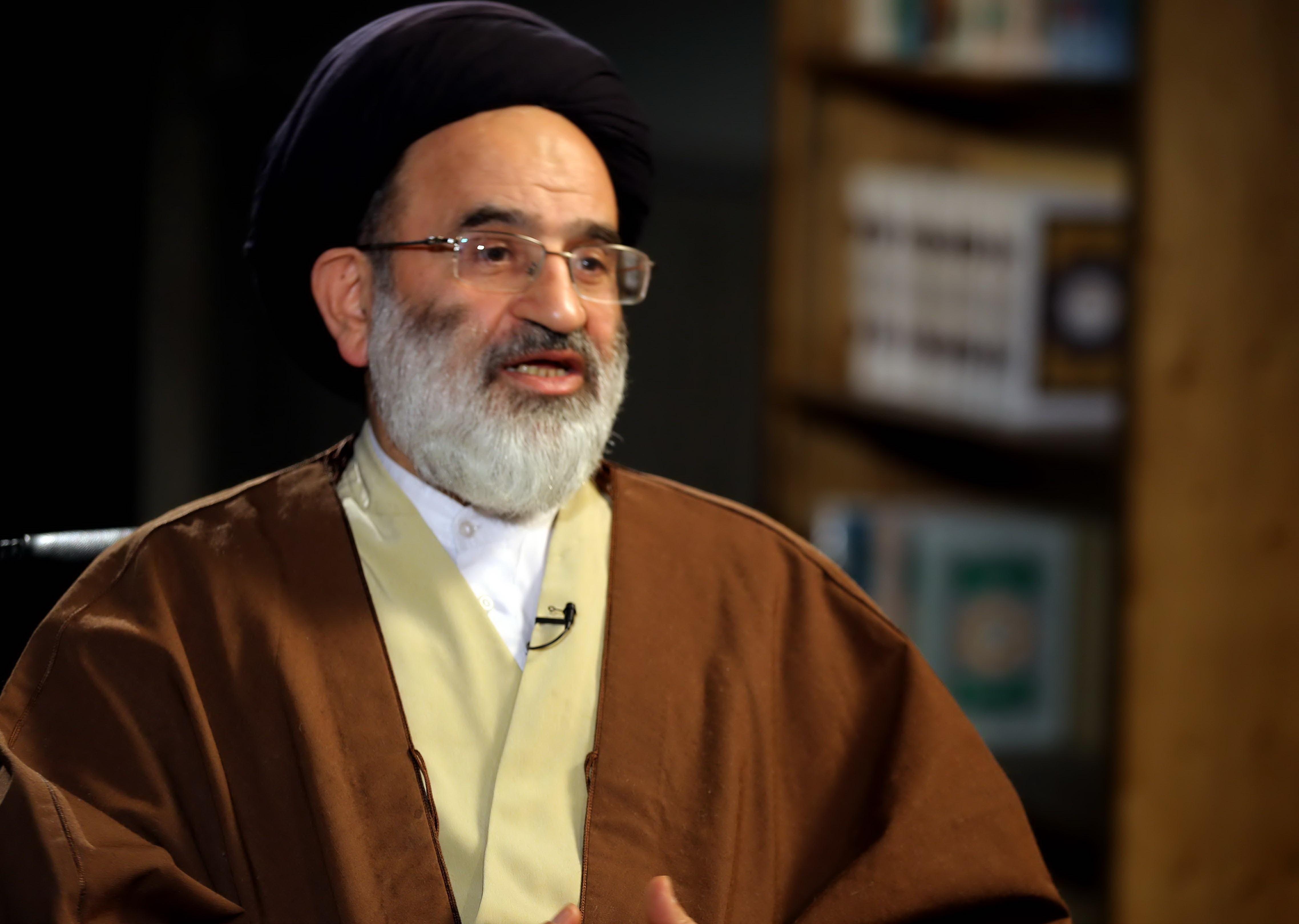 حجت الاسلام تقوی از سختی های کنترل آخرین نمازجمعه هاشمی و گلایه های ناطق نوری می گوید