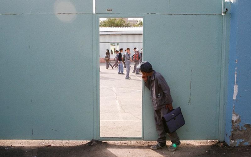 دریافت شهریه از دانشآموزانِ افغان ممنوع