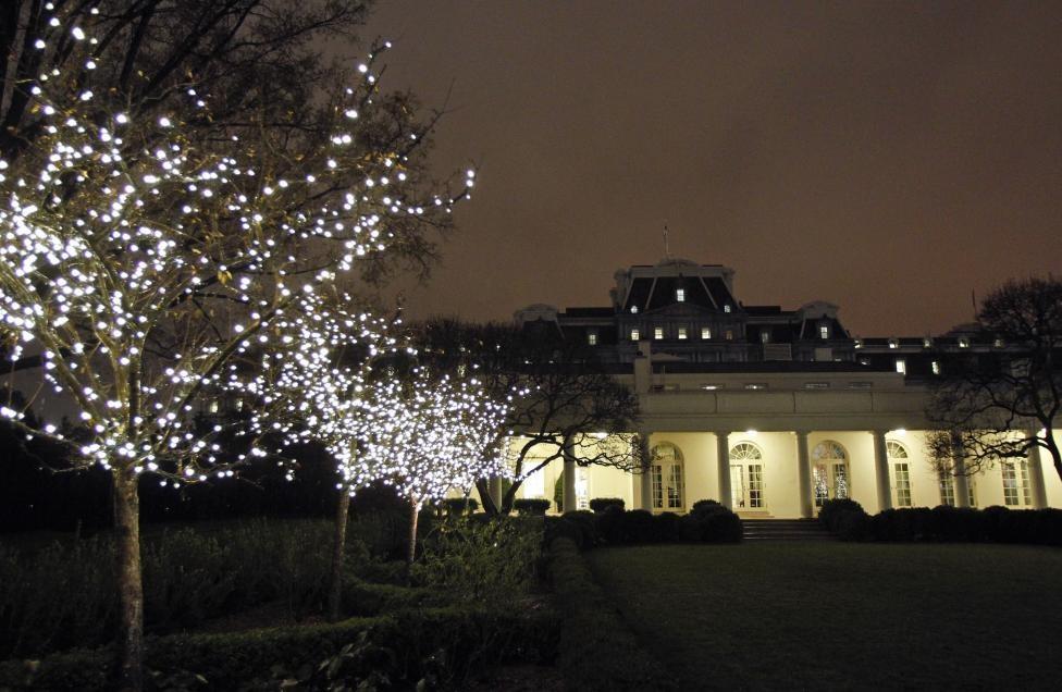 کریسمس,کاخ سفید