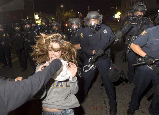 پلیس آمریکا,ایالات متحده آمریکا