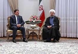 حسن روحانی,سوریه,ایران و سوریه