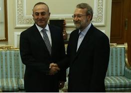 ایران و ترکیه,تروریسم,علی لاریجانی,ترکیه