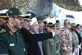 حسن روحانی, نیروهای مسلح